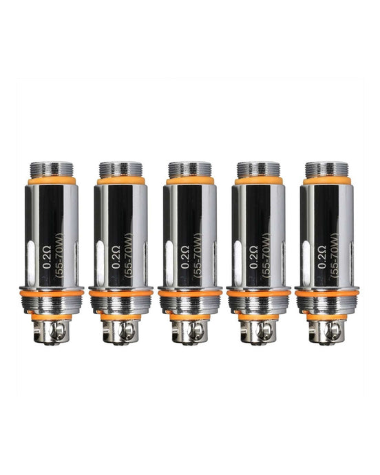 ASPIRE CLEITO REPLACEMENT COILS - Five Pack-Coils-Avant Garde E Liquid