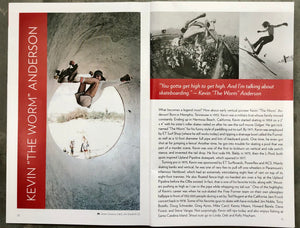 Skateboarding Hall of Fame 2019 Induction Ceremony Official Program