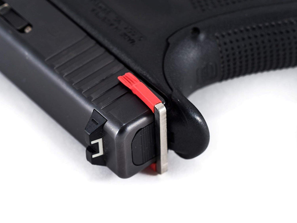 Glock e-trainer allows you to dry fire a Glock without cycling between shots
