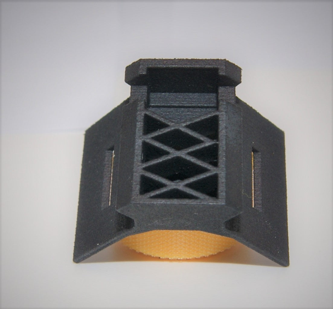 Xmount for MatisX sensor on rifels and air rifles MantisX sensor with Xmount atached