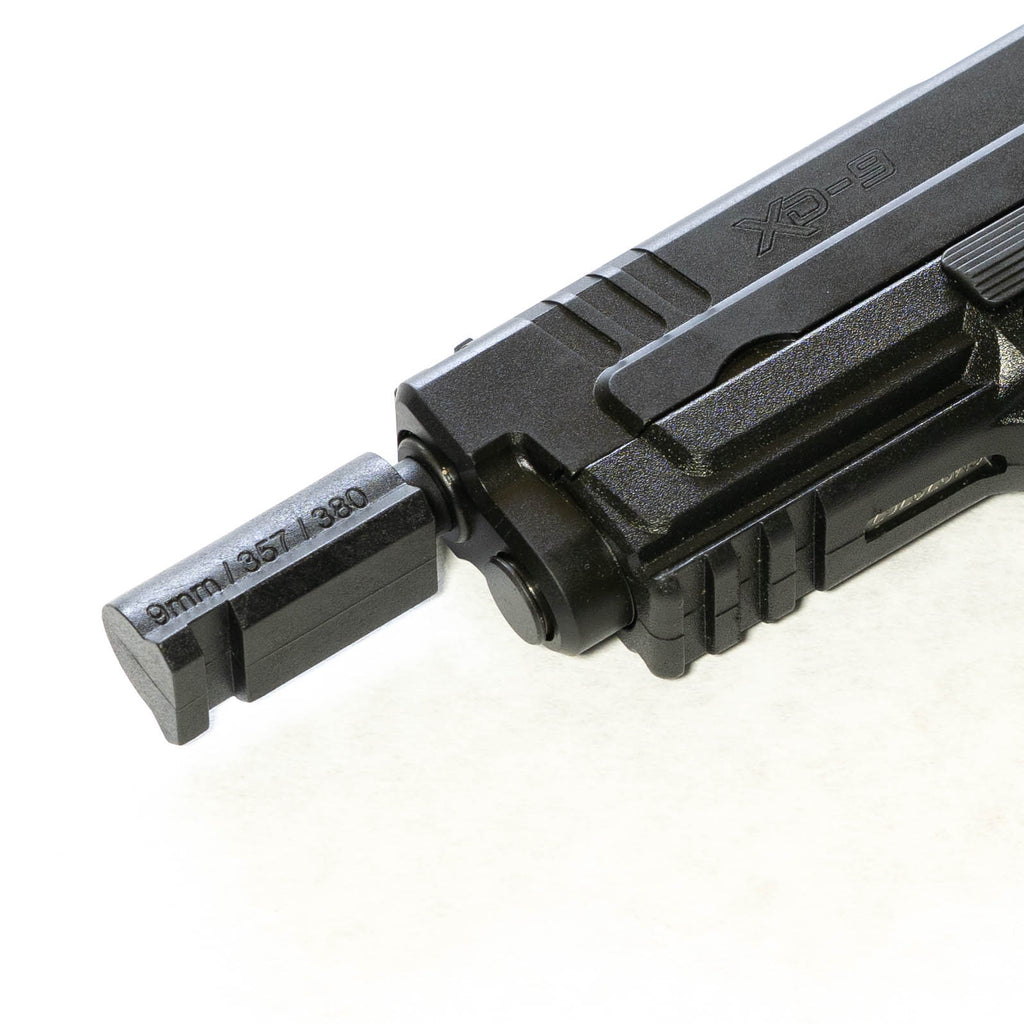 The BR4 BoreRail adapters creates a standard 1913 picatinny rail system on specified revolver and pistol calibers. mount you mantis x with out the need for pictenrey rails