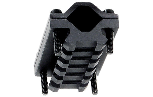 UNIVERSAL SINGLE – RAIL MOUNT 5 SLOTS for mounting Mantisx