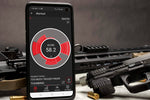 Mantis X 3 prefromice training system, live fire dryfire , rifle , pistol, shotgun , free app on Istore and Playstore