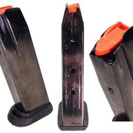 TRT Tap Rack Dry Fire Safety Training Aid - 9MM/.40 - Pistol Magazine Dummy Ammo (3-pack)