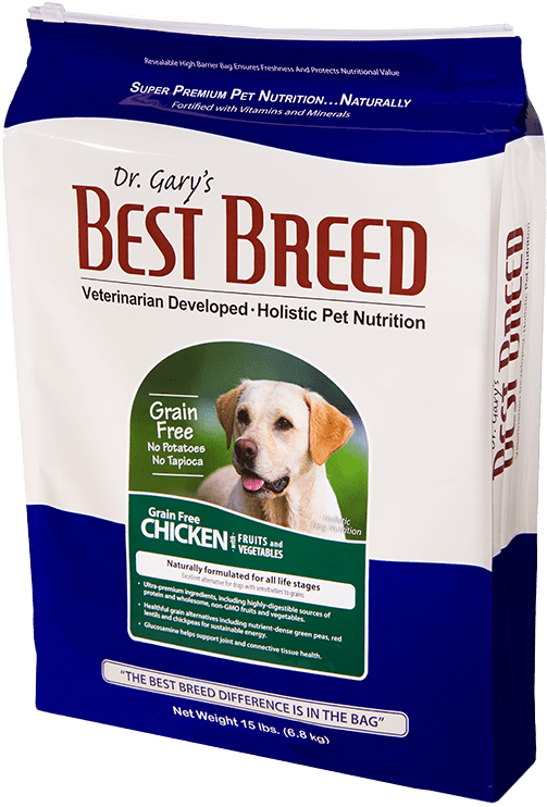 Dr. Gary's Best Breed Pet Food