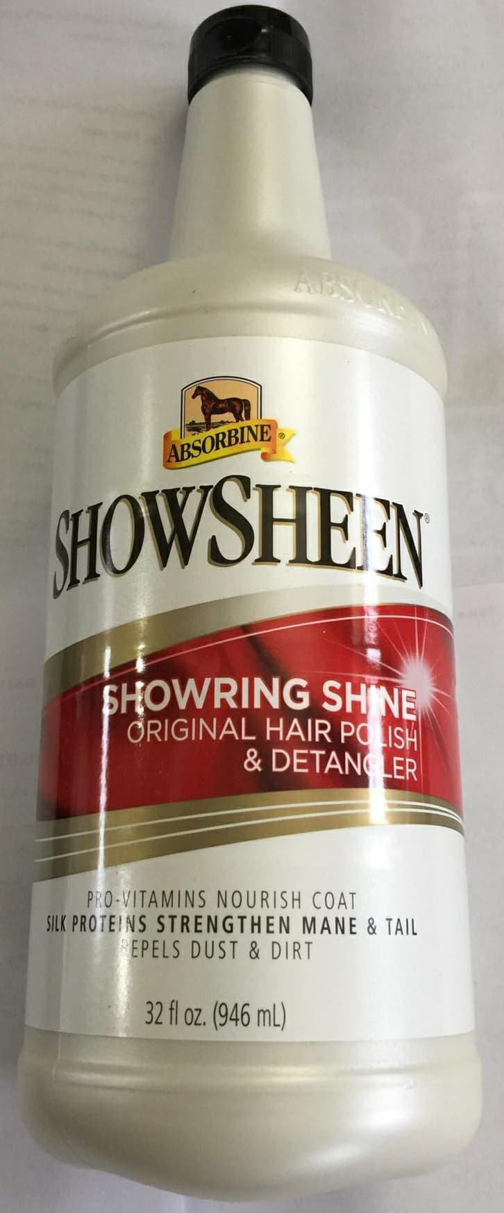 Showsheen Hair Polish & Detangler 32oz Refill Bottle