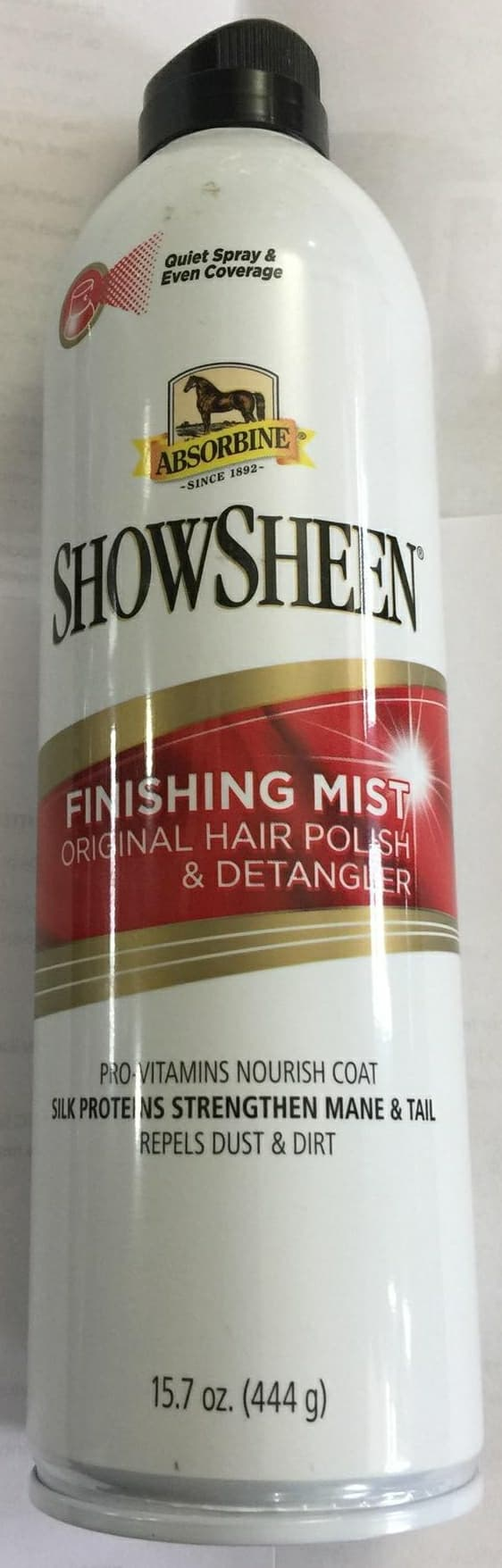Showsheen Finishing Mist Aerosole