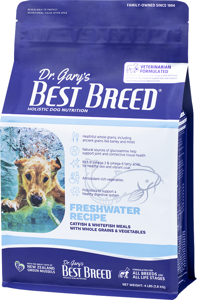 Best Breed Freshwater Recipe Dog Food