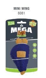 Mega Mutt Mini Wing Stick Bark Chew