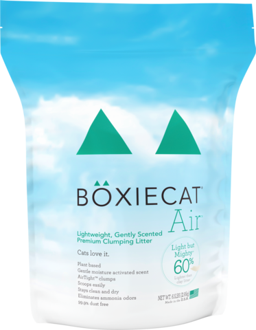 Boxiecat Air Scented Cat Litter Pouch