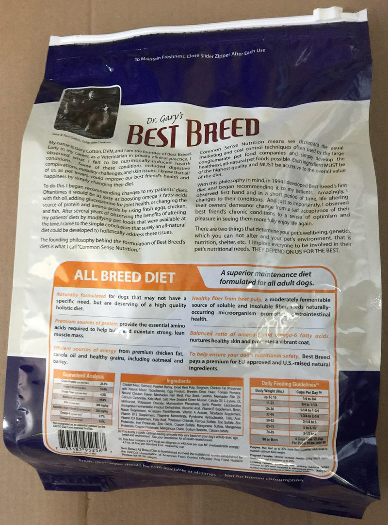 Dr. Gary's All Breed... - Omni Feed and Supply