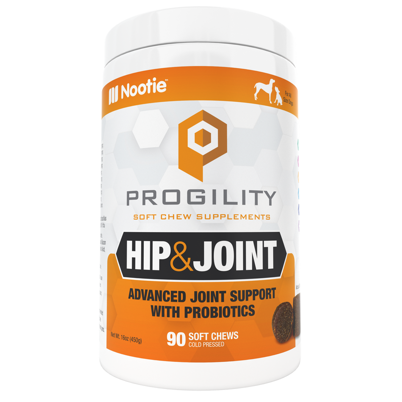 Nootie Progility Soft Chew Hip & Joint 90 Count