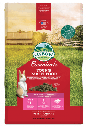 Oxbow Essentials Young Rabbit 10lbs
