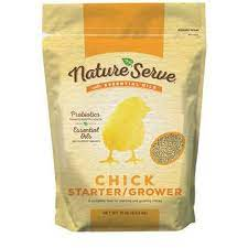 Nature Serve Chick Starter and Grower 10lbs