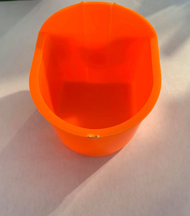 Coop Cup-Junior Easy Snap Orange
