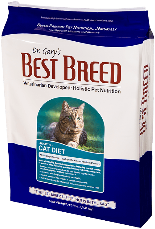 Dr. Gary's Cat Diet- Omni Feed and Supply