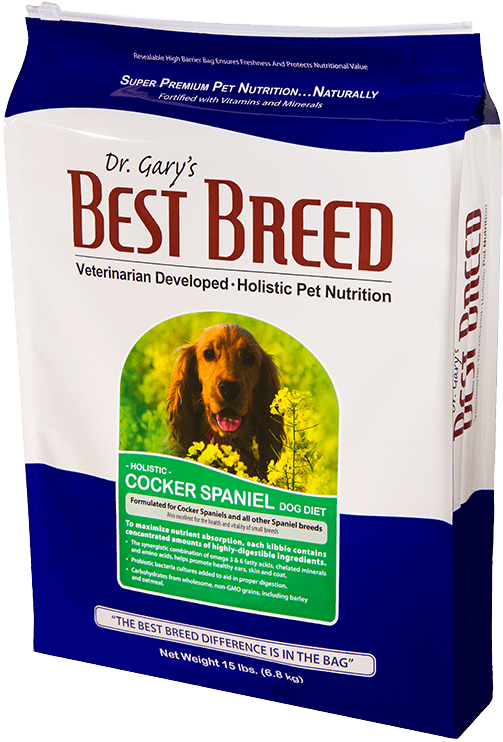 Dr. Gary's Cocker Spaniel-Omni Feed and Supply