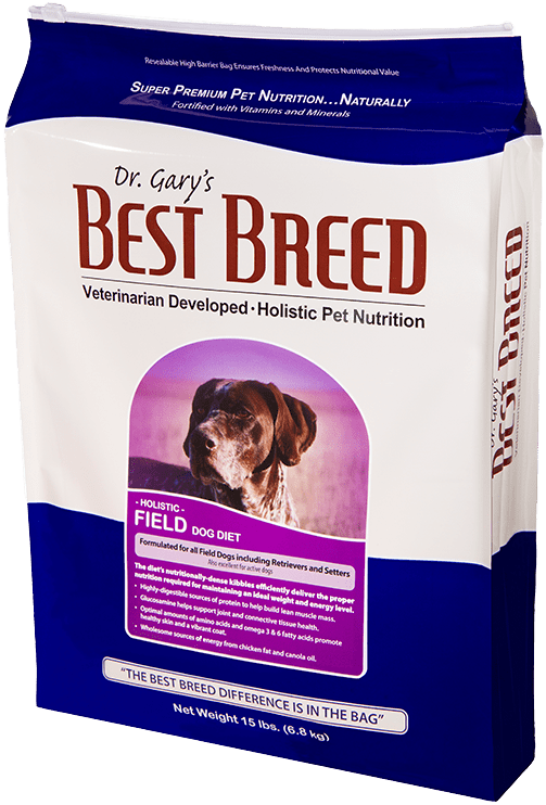 Dr. Gary's Best Breed Field Dog Diet 4lbs