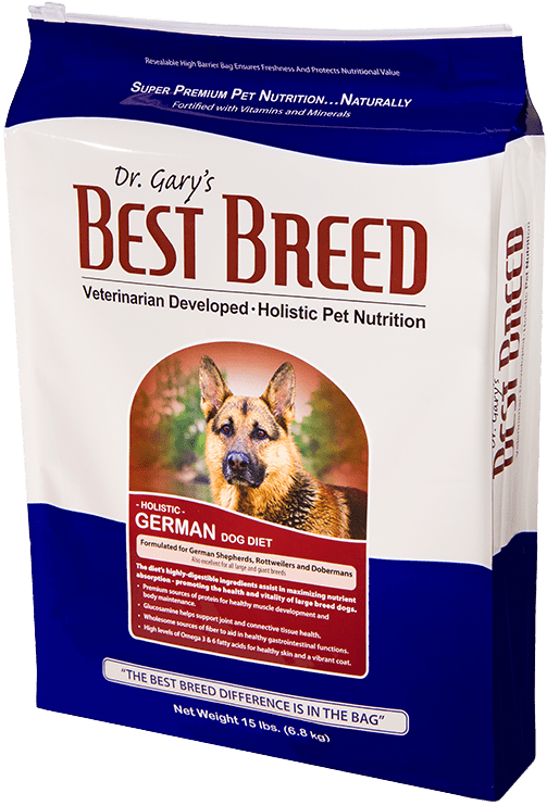 Dr. Gary's Best Breed German Dog Diet 4lbs
