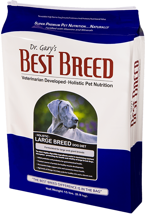 Dr. Gary's Best Breed Large Breed Dog Diet 4lbs