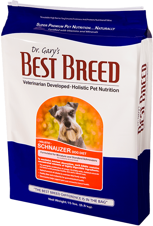 Dr. Gary's Best Breed Schnauzer Dog Diet