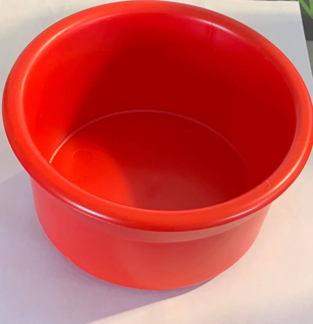 Easy Twist Large Bowl Red