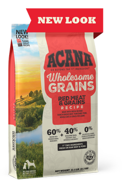 Acana Red Meat & Wholesome Grains
