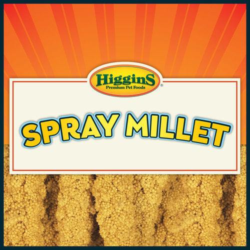 Higgins Spray Millet 5lb box