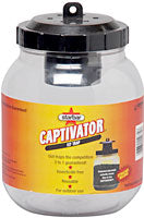 Starbar Captivator Fly Trap Jar