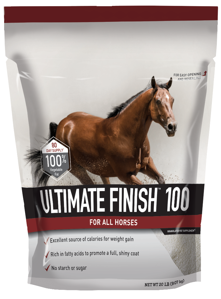 BUCKEYE™Nutrition Ultimate Finish 100