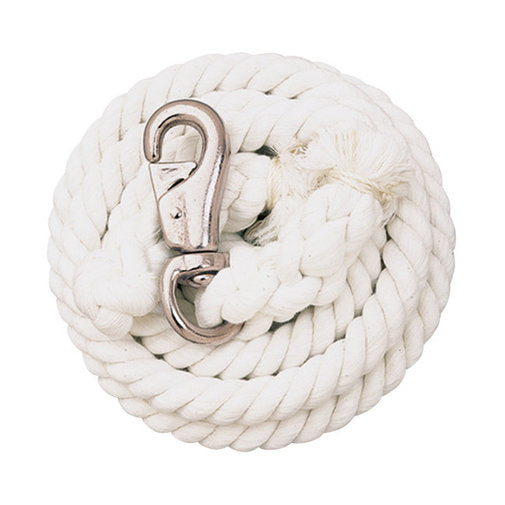 Weaver Leather Products Cotton Lead Ropes White Bull Snap