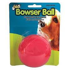 Fido Bowser Ball Indestructible Dog Ball
