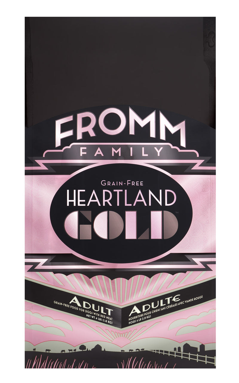 Fromm Heartland Gold Grain Free Adult 26lbs