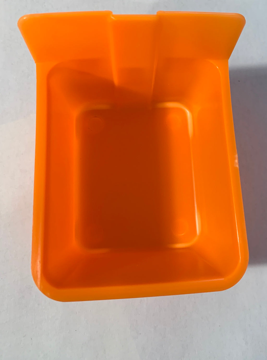 Coop Cup-Easy Snap Square Orange