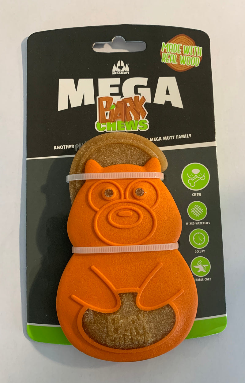 Mega Mutt Squirrel Bark Chew