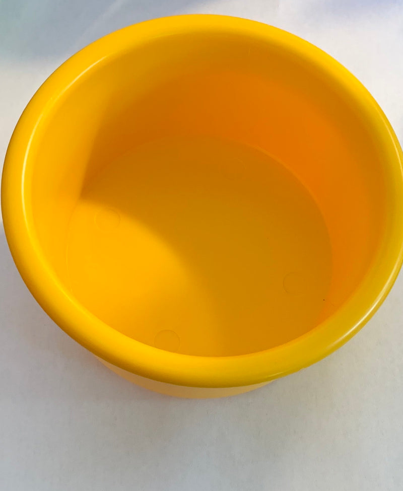 Easy Twist Large Bowl Yellow