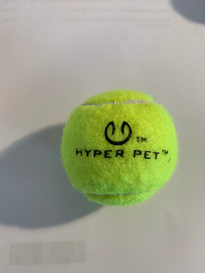 Pet Logix Mini Yellow Pet Safe Tennis Ball