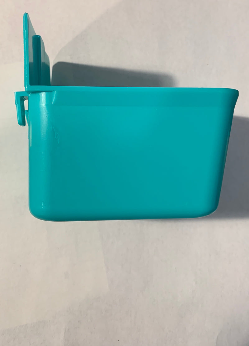 Coop Cup-Easy Snap Square Light Blue