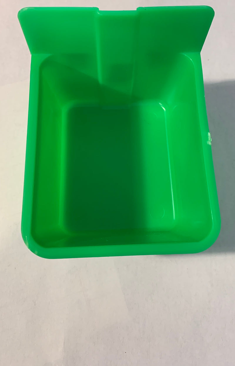 Coop Cup-Easy Snap Square Green