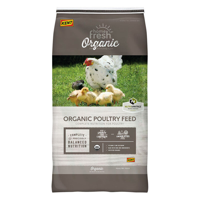 Kent Organic Layer Pellets 40lbs