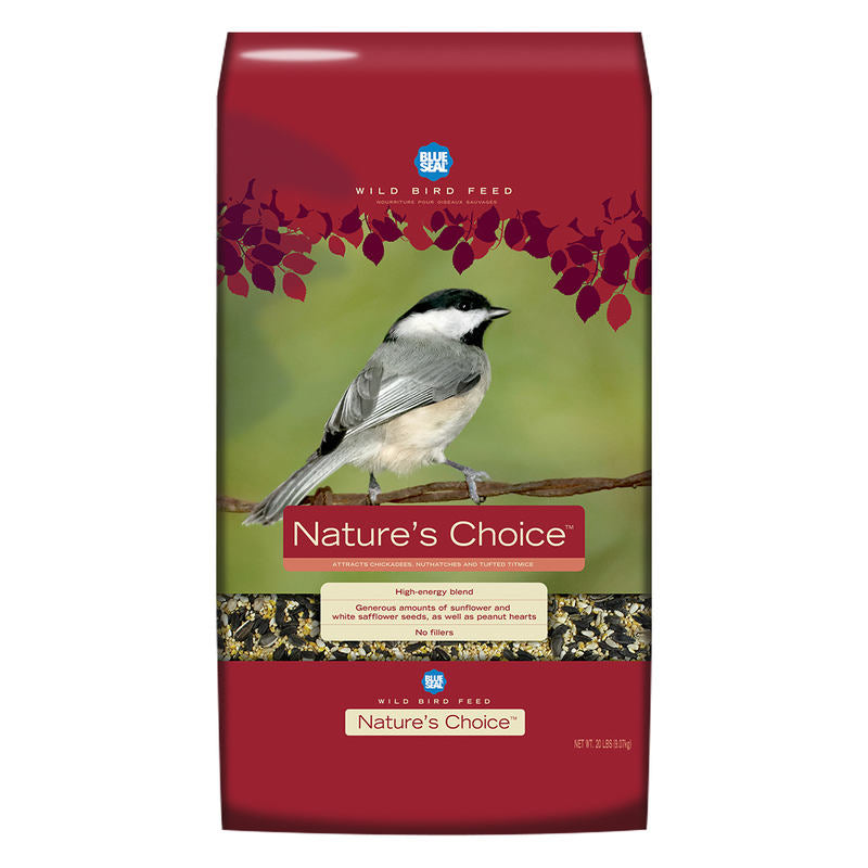 Kent Nature's Choice Bird Seed 40lbs