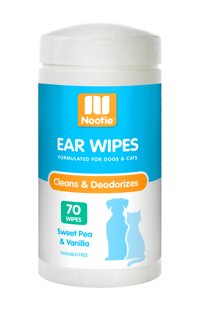 Nootie Ear Wipes Sweet Pea & Vanilla
