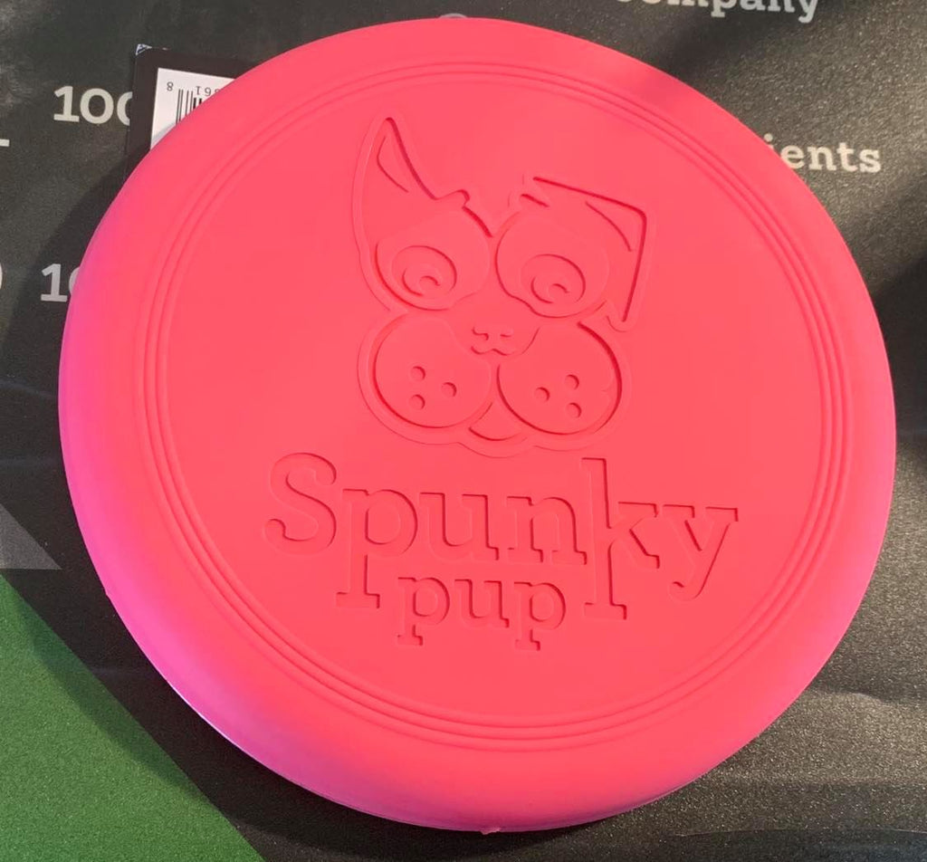Spunky Pup Spunky's Disk Assorted Colors