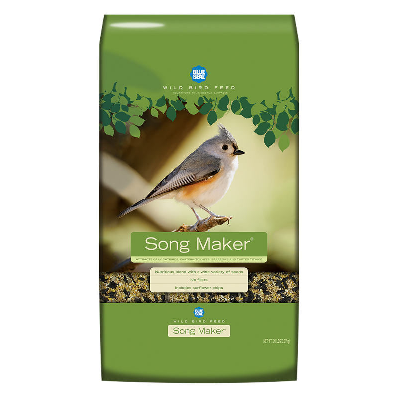 Kent Song Maker Bird Seed 40lbs