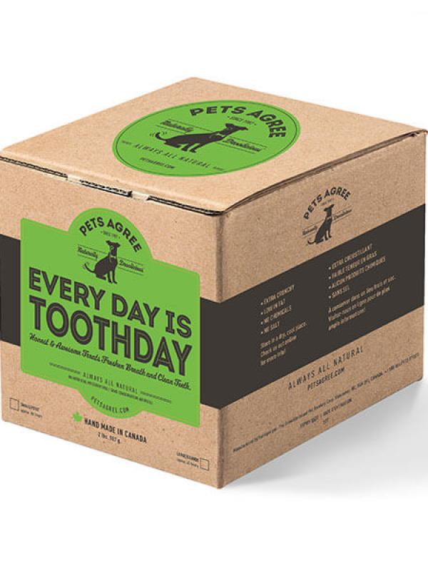 Granville Island Pets Agree Every Day Is Tooth Day 2lb box