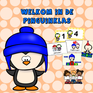 welkom in de pinguinklas