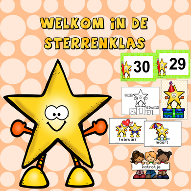 welkom in de sterrenklas