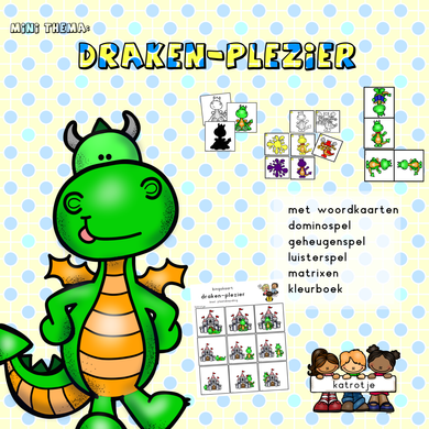 mini thema: draken plezier
