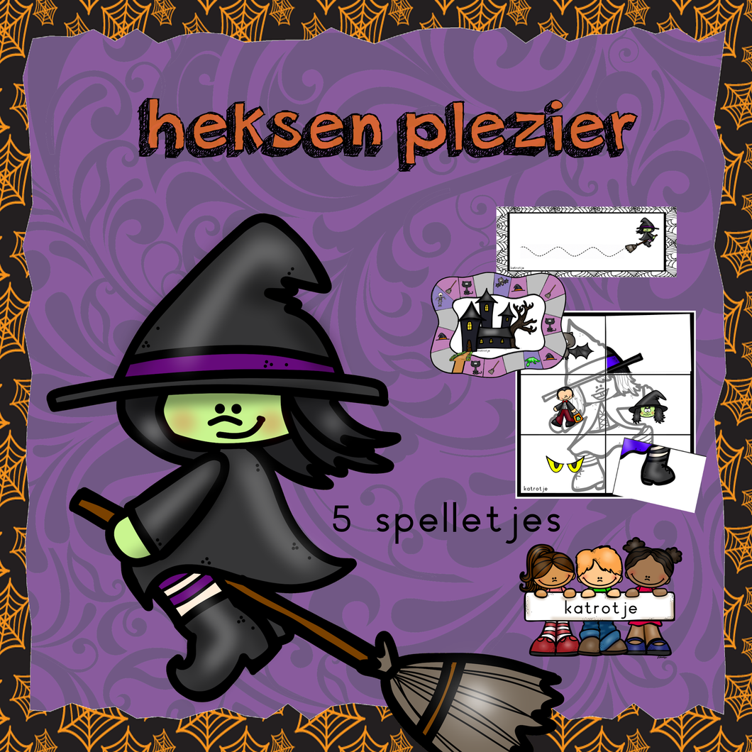 mini thema: heksen plezier