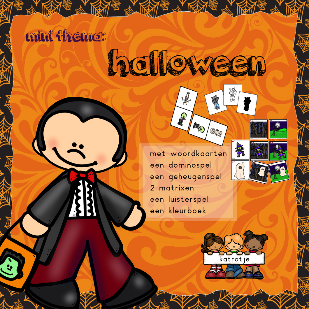 mini thema: halloween